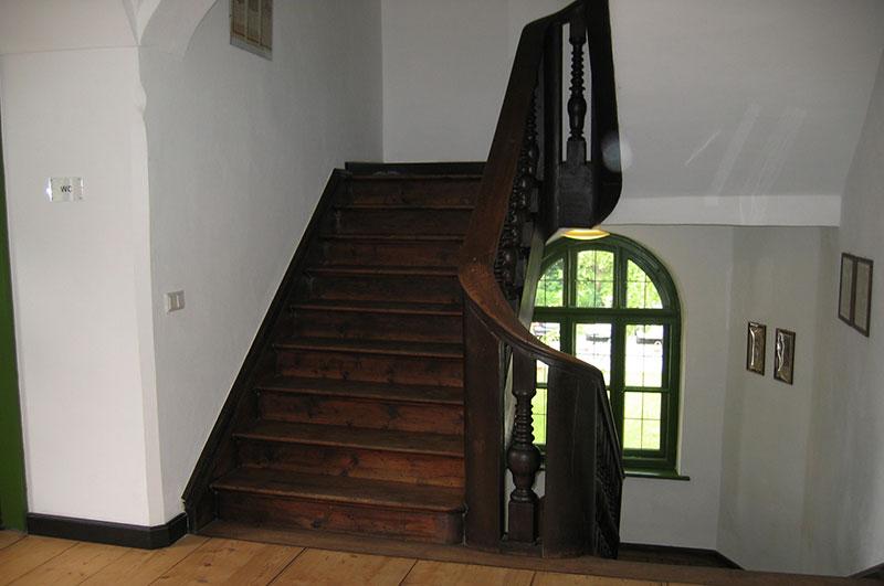 Sanierung - Boden - Treppe