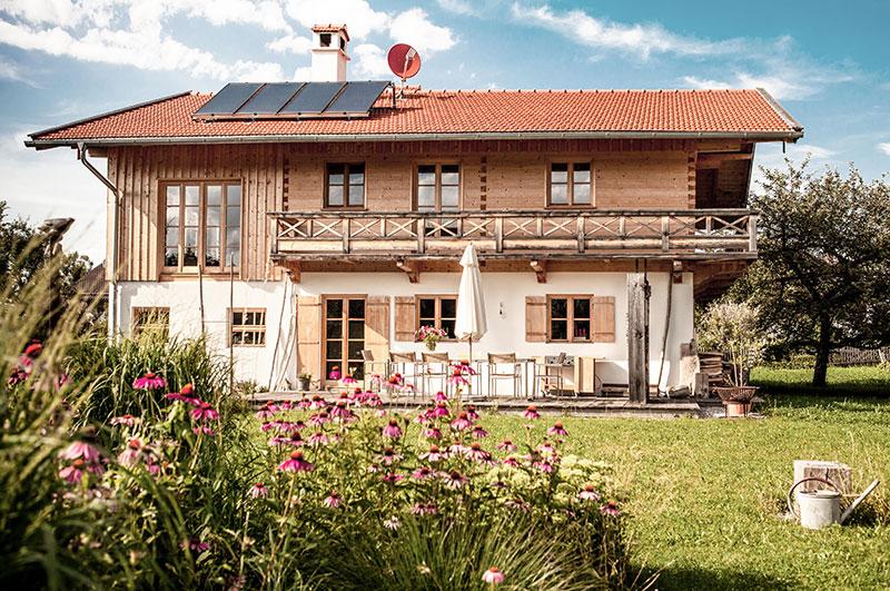 Landhaus Oberbayern