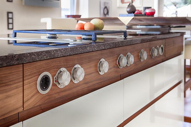 Designküche - Bora